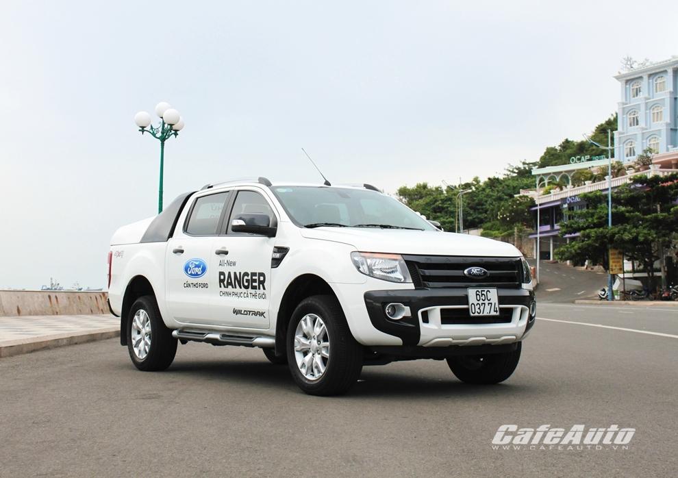 Ford tăng trưởng ấn tượng nhờ Ranger