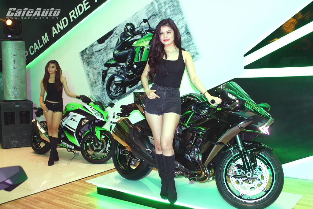 Motorrock sẽ đưa showroom Kawasaki chính hãng ra khu vực phía Bắc