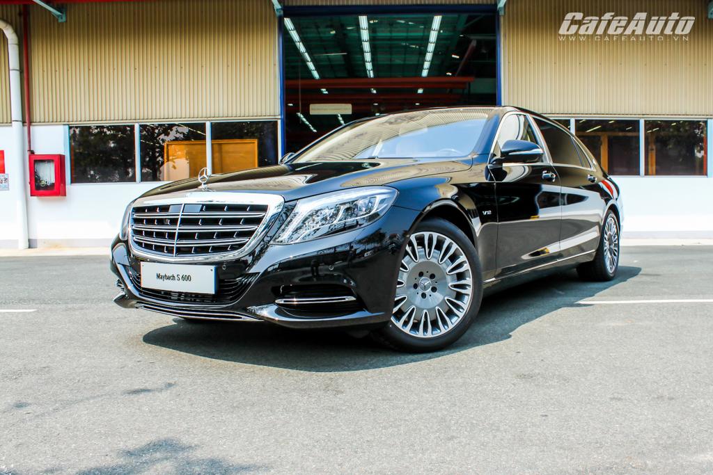 Người Việt sở hữu 10/50 chiếc Mercedes-Maybach trên toàn cầu