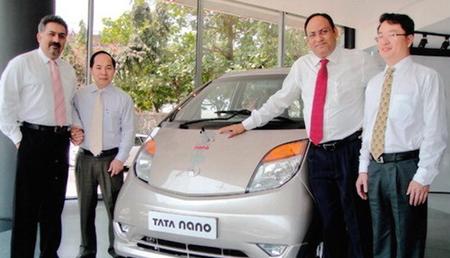 Ô tô rẻ nhất thế giới có thể được lắp tại Việt Nam