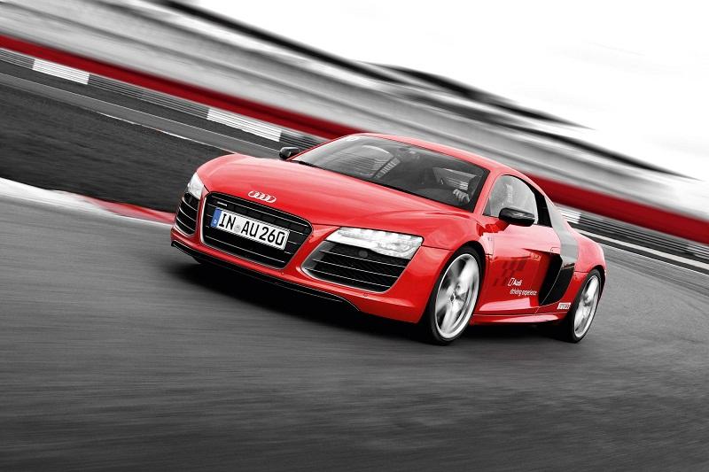 Cơ hội trải nghiệm Audi R8 tại Phú Quốc