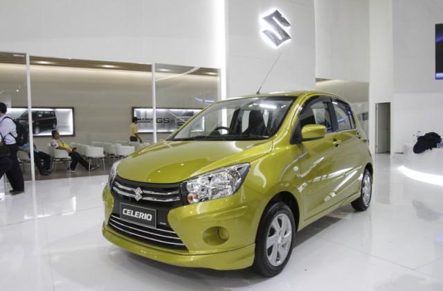 Chưa ra mắt, Suzuki Celerio lộ giá bán tại Indonesia