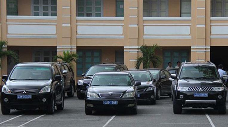 Hơn 20.000 tỷ đồng tài sản Nhà nước là xe công