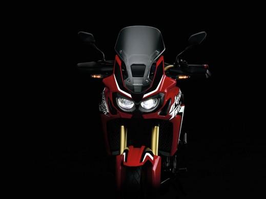 Honda CRF1000L Africa Twin 2016 lộ hình ảnh phác thảo