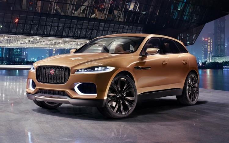 Jaguar phát triển crossover cạnh tranh với người Đức