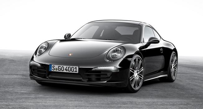 Porsche bổ sung gói Black Edition cho Boxster và 911 Carrera