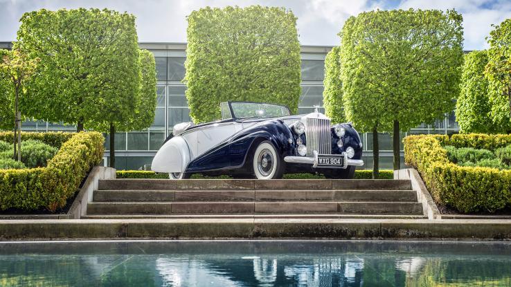 Rolls-Royce hứa hẹn trình làng thế hệ kế tiếp mang tên Dawn vào năm 2016