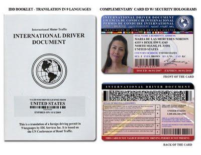 Sắp tiến hành cấp giấy phép lái xe quốc tế