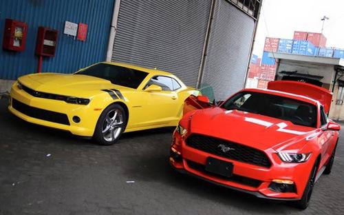 Hơn 1,2 tỷ USD nhập khẩu ôtô trong 5 tháng
