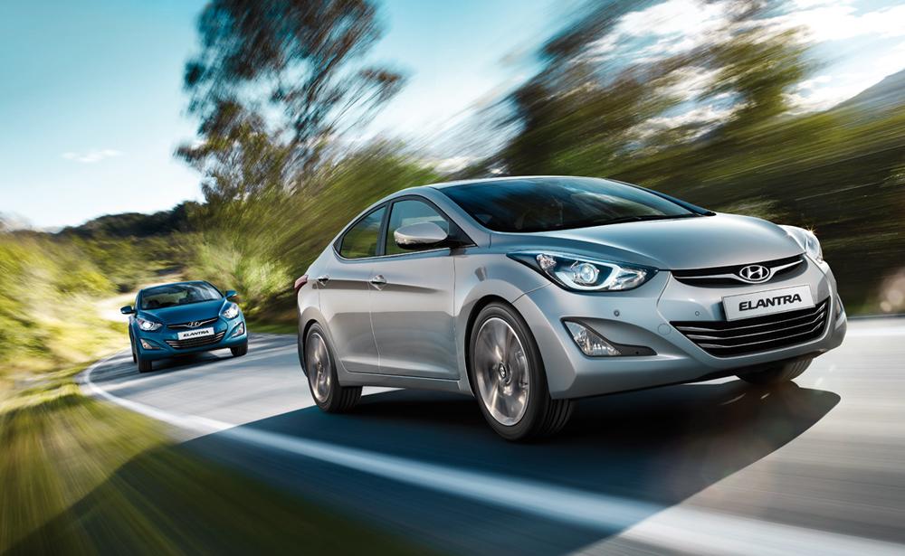 Hyundai Avante và Elantra giảm giá 30 triệu đồng