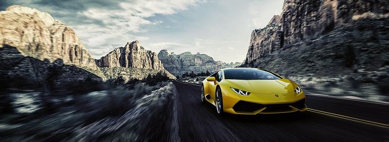 Lamborghini Huracan lần đầu tiên đến Sài Gòn