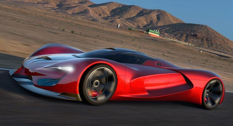 Sắp có siêu xe mạnh tới 2.590 mã lực