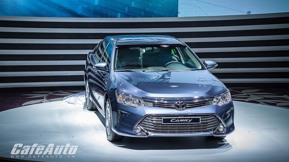 Hơn 1 tháng, Toyota bán được gần 500 chiếc Camry 2015