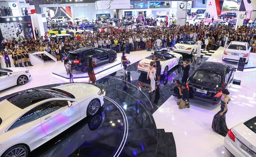 Người Việt mua 17,921 xe ô tô trong tháng 5