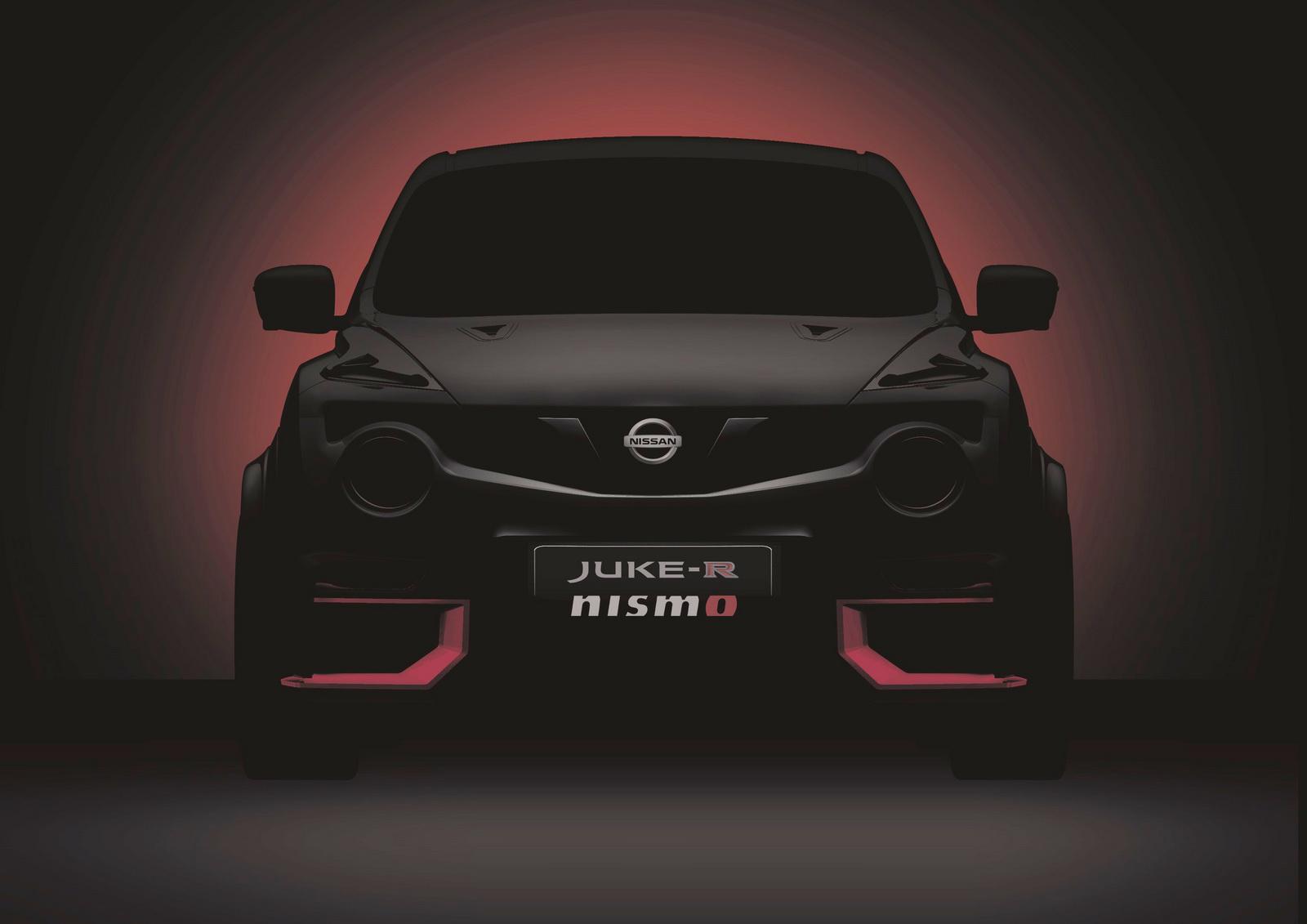 Nissan chuẩn bị giới thiệu Juke-R Nismo với giá không tưởng