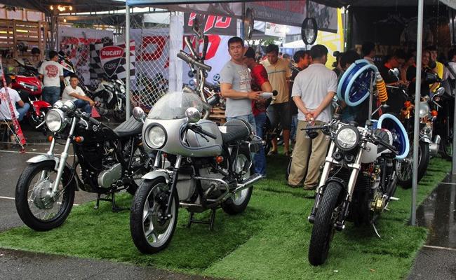 Sắp diễn ra Chợ trời mô tô lớn nhất Việt Nam