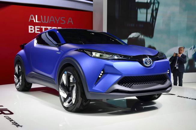 Toyota và Mazda hợp tác phát triển SUV cỡ nhỏ