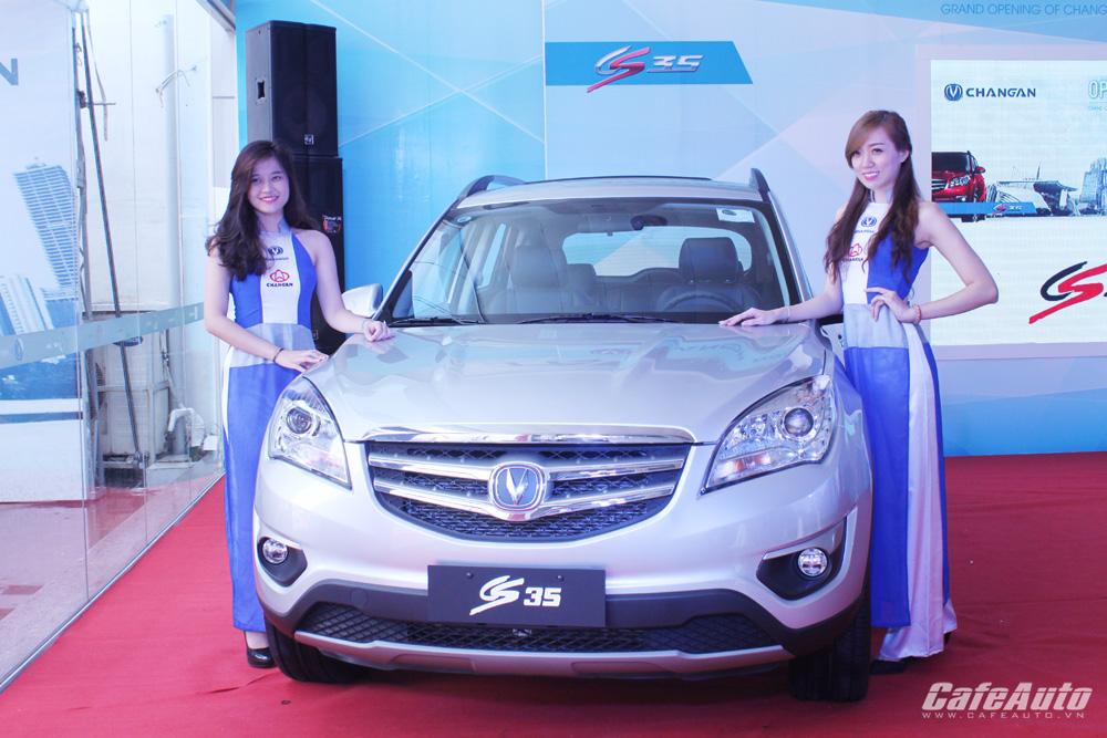 Changan khai trương showroom đầu tiên tại Việt Nam
