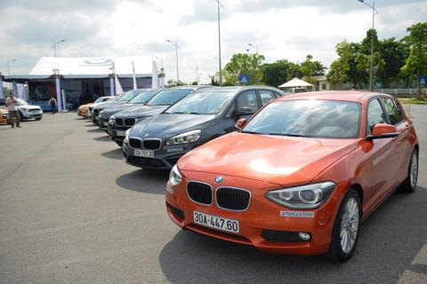 Giá ô tô chưa giảm đã rục rịch tăng