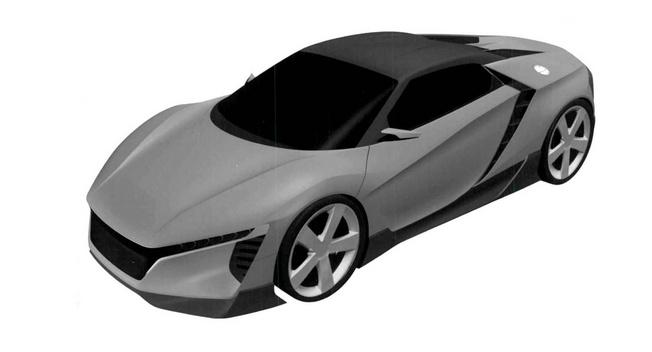 Honda xây dựng một mẫu xe thể thao mới