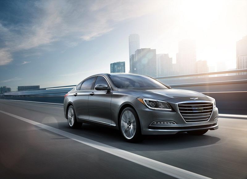 Hyundai Genesis đạt doanh số 100.000 xe chỉ sau 18 tháng