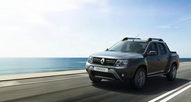 Renault ra mắt mẫu xe bán tải đầu tiên