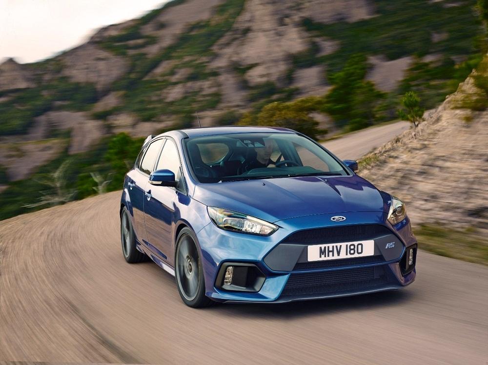 Ford khẳng định Focus RS 2016 mạnh 345 mã lực