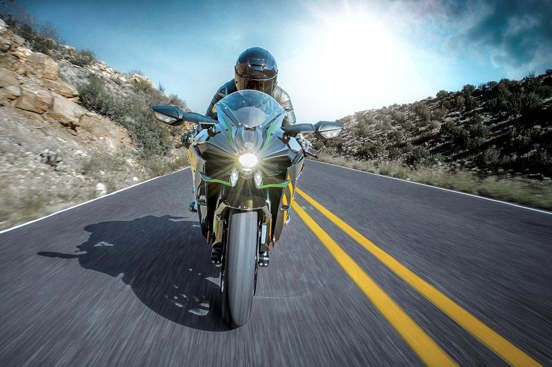 Siêu phẩm Kawasaki Ninja H2R bị thu hồi tại Úc