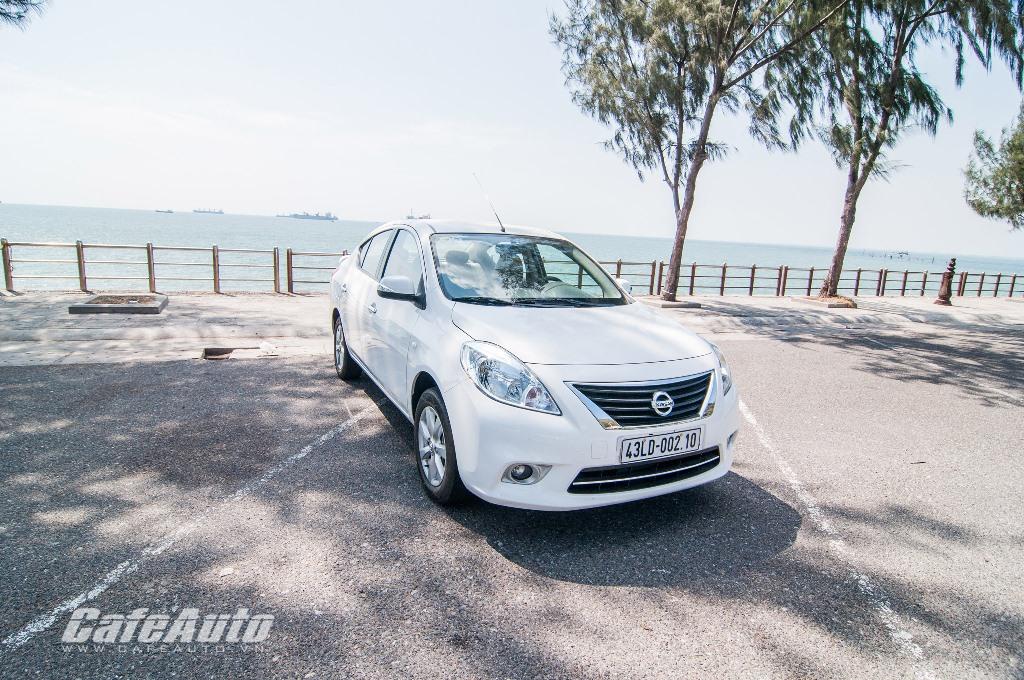 Nissan ưu đãi tất cả các dòng xe tại Việt Nam
