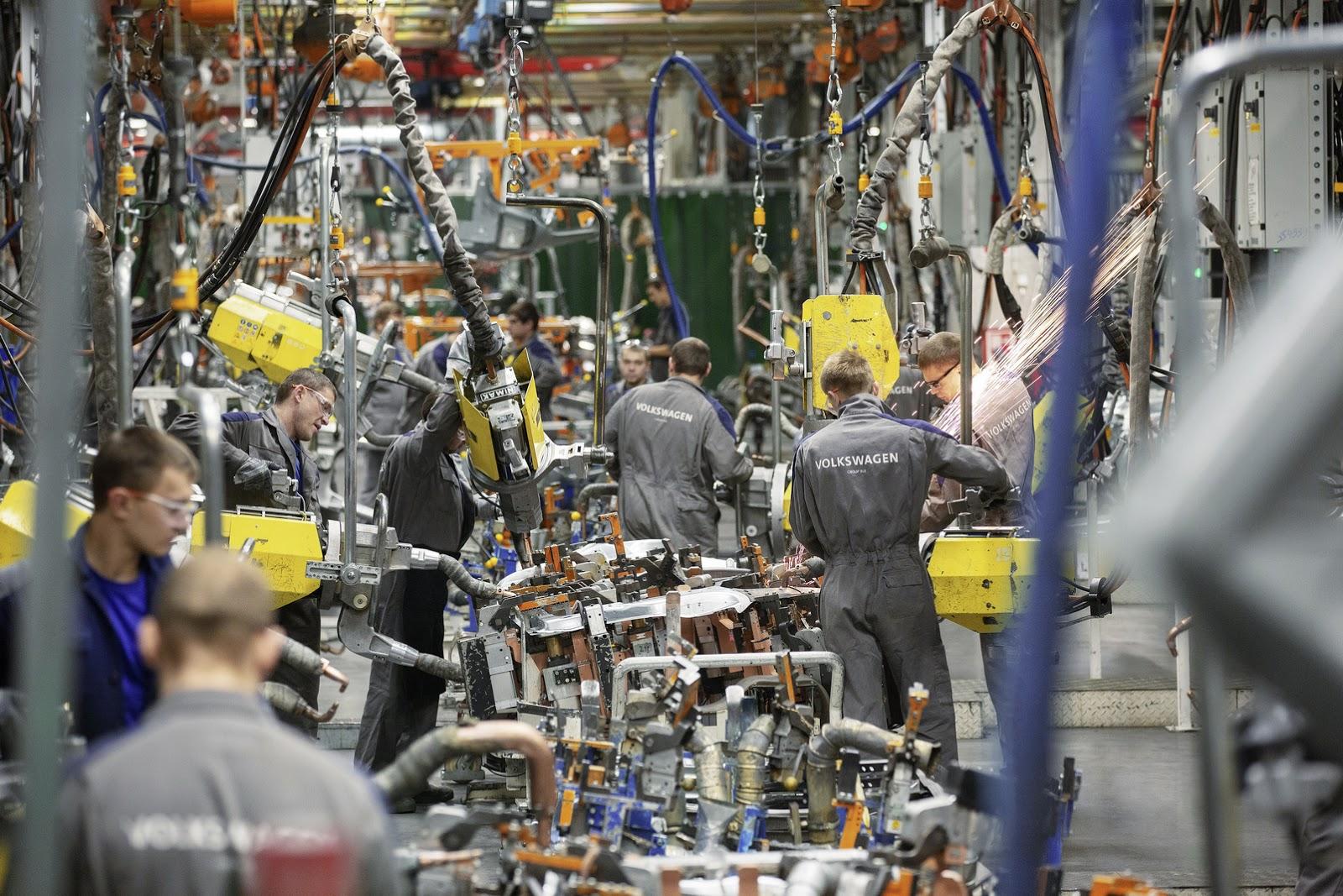 Robot giết chết người tại nhà máy Volkswagen