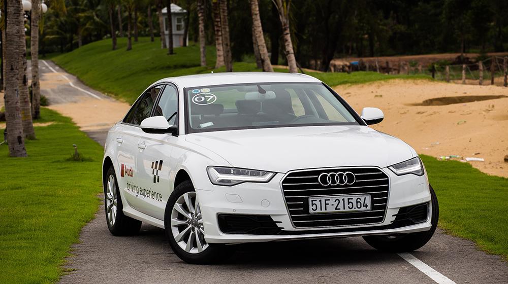 Sở hữu Audi cùng Viet Capital Bank