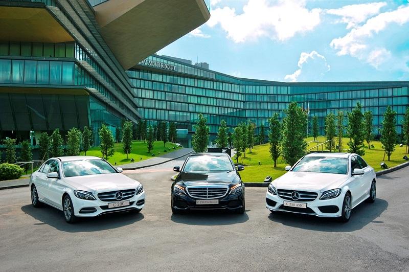 6 tháng, Mercedes-Benz Việt Nam bán được 1.522 xe