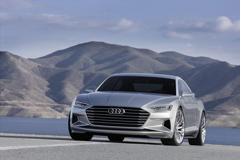 A8 sẽ là mẫu xe đầu tiên của Audi có khả năng tự lái