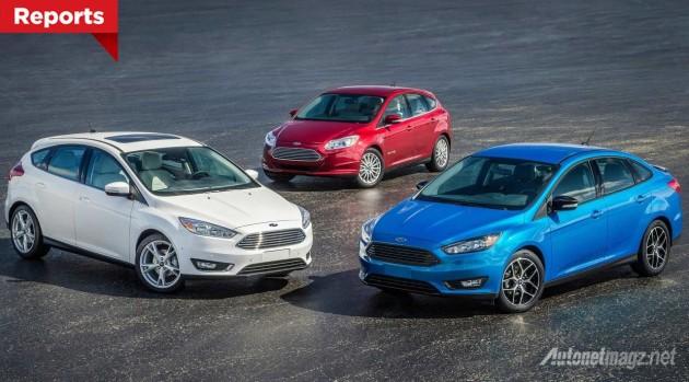 Bộ ba Ford Ranger, Everest và Focus chuẩn bị ra mắt tại Indonesia
