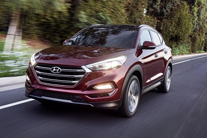 Hyundai báo giá Tucson 2016 tại Mỹ
