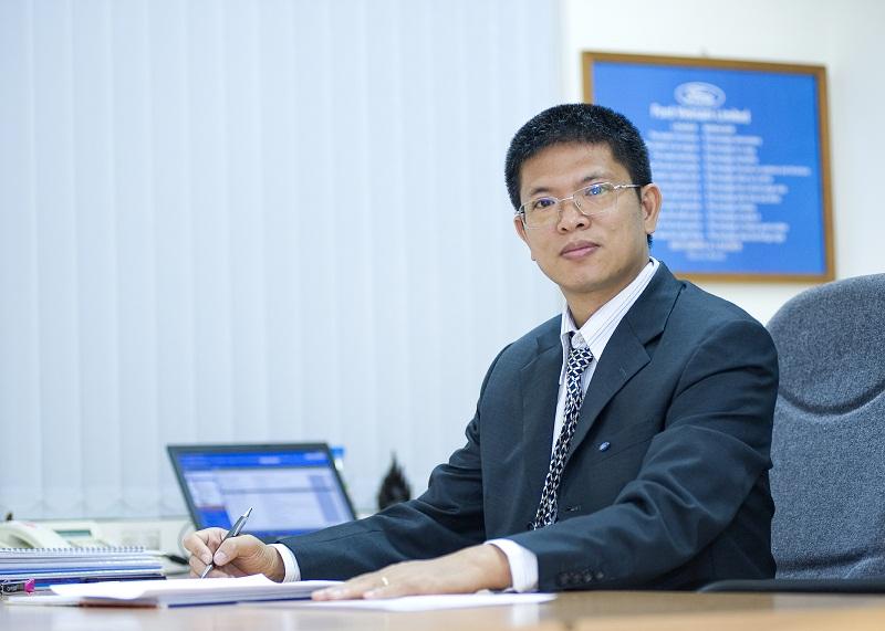 Người Việt giữ chức Tổng giám đốc Ford Việt Nam