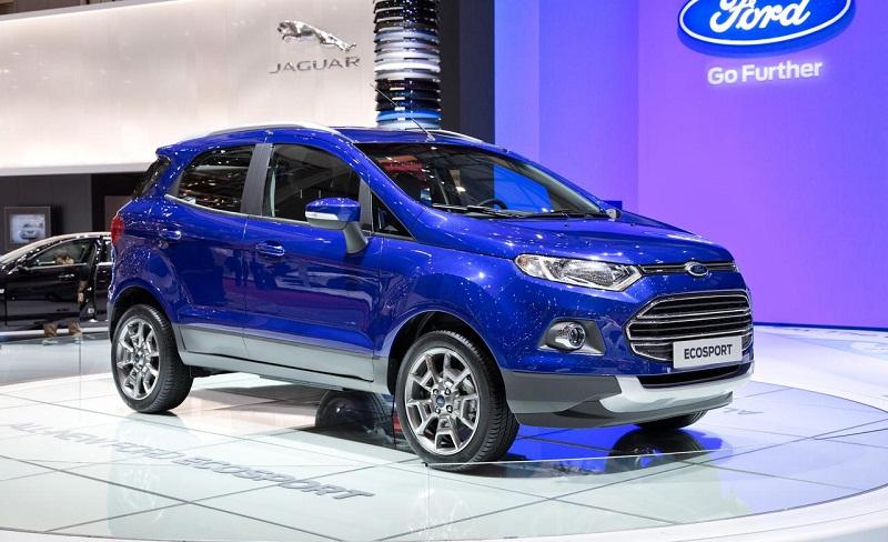 Nửa đầu năm 2015, Ford Việt Nam bán được 8.952 xe