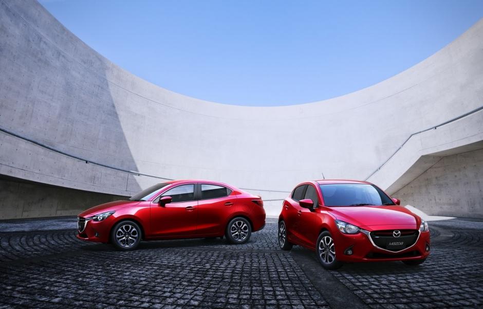 Mazda2 ra mắt tại Việt Nam, hâm nóng phân khúc B