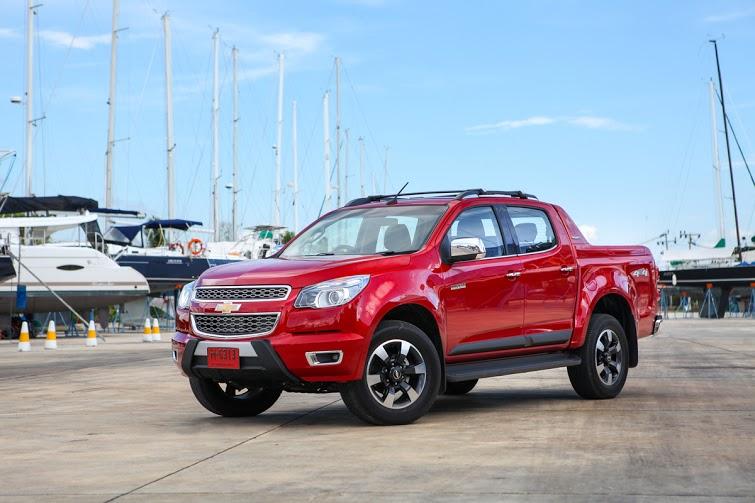 Chevrolet Colorado High Country về Việt Nam liệu có thoát ế?