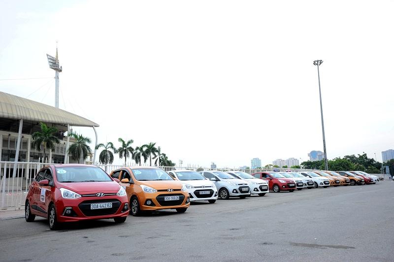 Xe nhỏ ngày càng được người Việt ưa chuộng