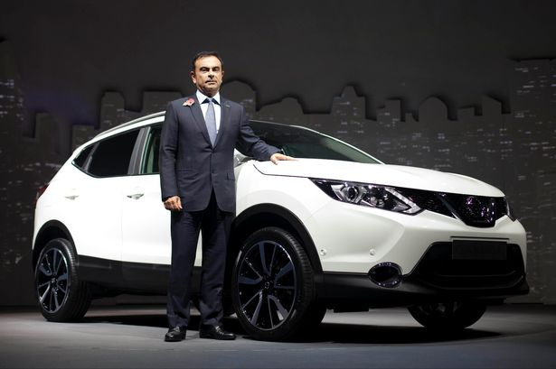 Nissan trở thành thương hiệu châu Á thành công nhất tại EU