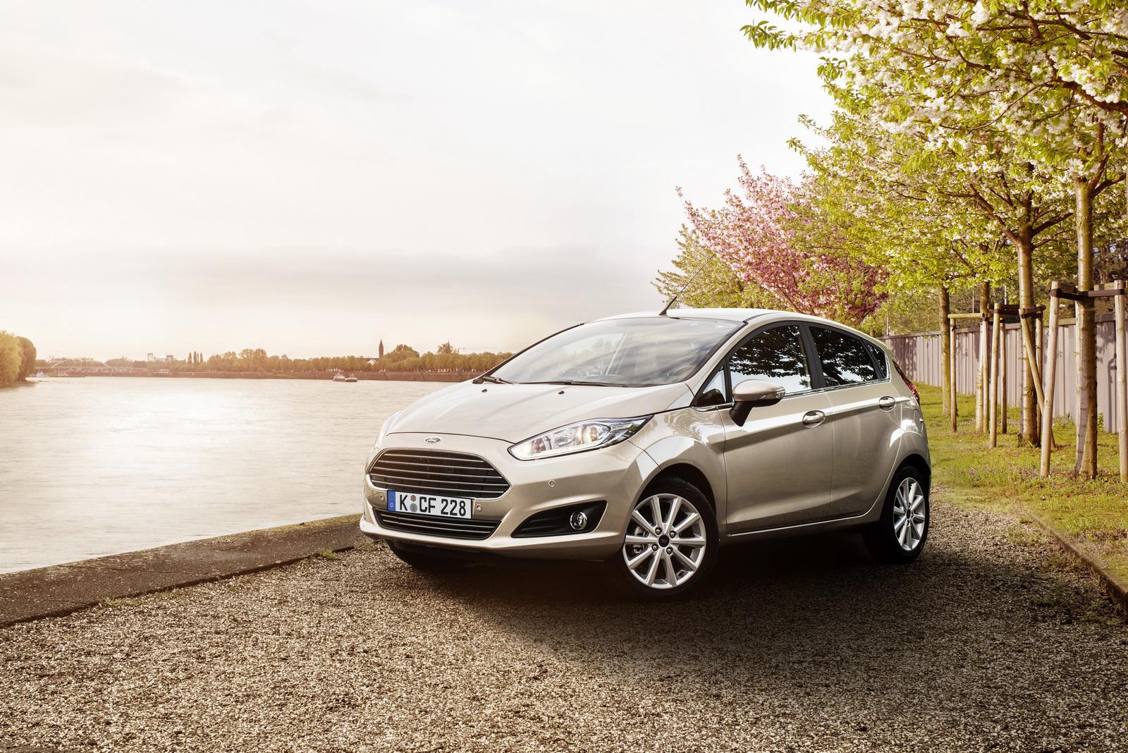 Ford Fiesta là dòng xe cỡ nhỏ bán chạy nhất châu Âu
