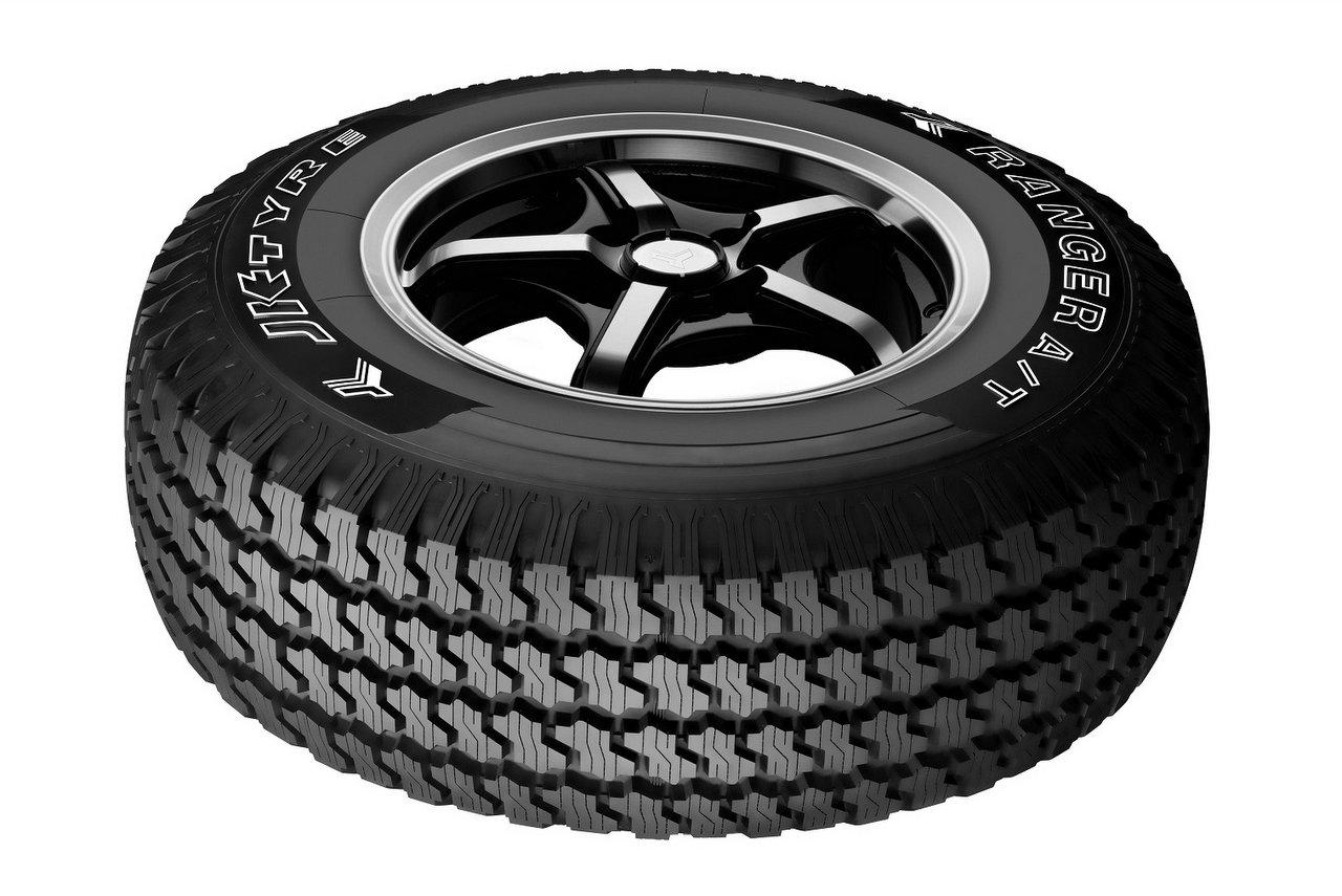 JK ra mắt lốp cao cấp dành cho SUV