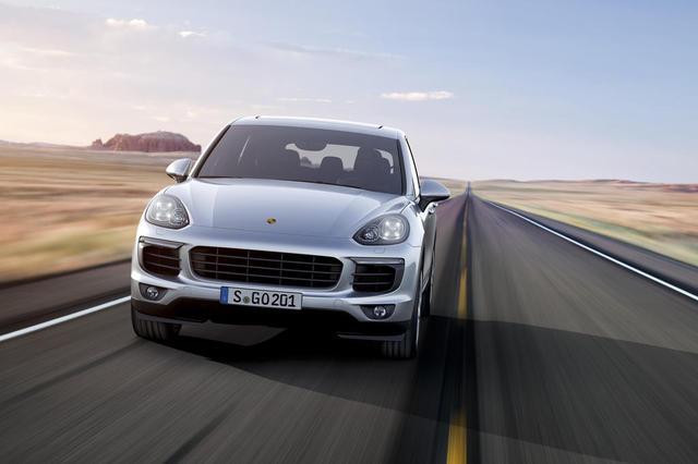 Porsche dành gói phụ kiện ưu đãi cho Cayenne