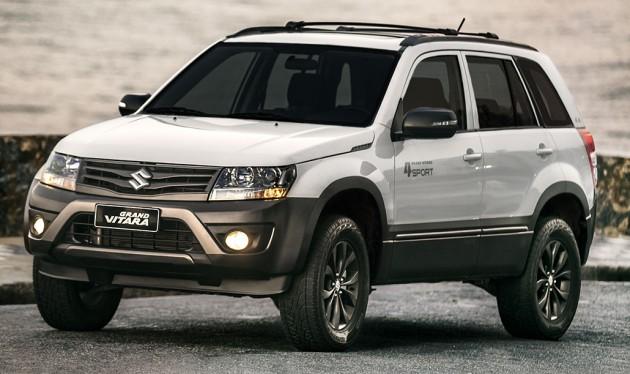 Suzuki ra mắt Grand Vitara 4Sport