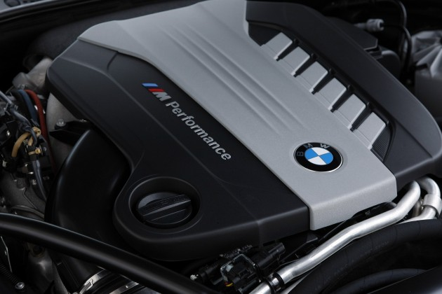 BMW sẽ trang bị động cơ diesel 4 turbo cho 750d 2016