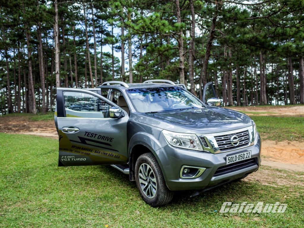 Nissan Việt Nam đẩy mạnh hoạt động lái thử trong tháng 8