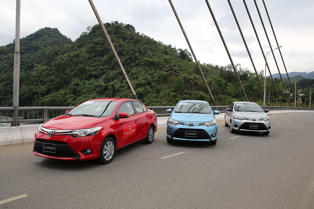 Toyota Việt Nam đạt mức tăng trưởng cao nhất từ đầu năm