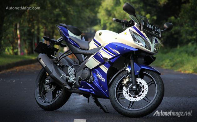 Yamaha sẽ ra mắt R15 mới đầu năm sau