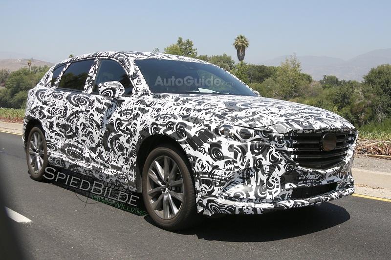 Mazda cải tiến CX-9 nhằm tăng sức cạnh tranh
